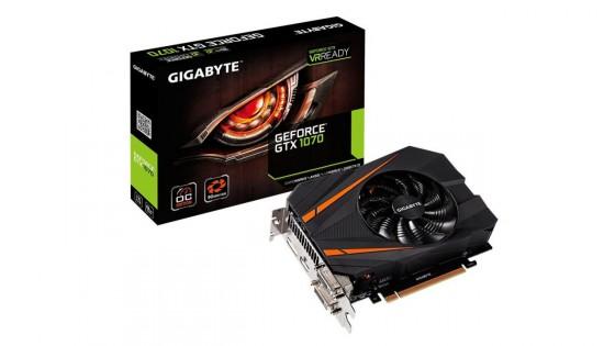 Itt az első Mini-ITX formatervű GeForce GTX 1070 - fókusz