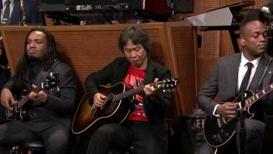 Így gitározta el Shigeru Miyamoto a Super Mario Bros. zenéjét