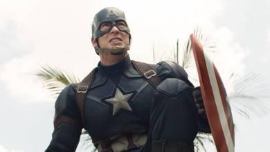 Steve Rogers már nem Amerika Kapitány többé