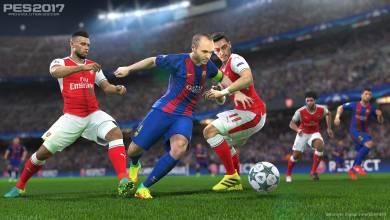 Pro Evolution Soccer 2017 - gyönyörű gólok a Barcelonától