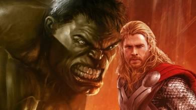 Épül a díszlet a Thor: Ragnarokhöz