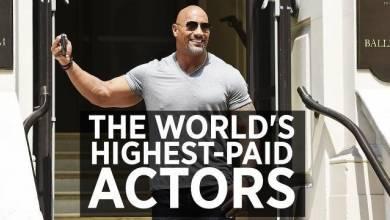 Ők a jelenleg legjobban fizetett színészek és színésznők
