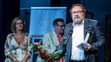 Schneider Zoltán kapta a Kaszás Attila-díjat