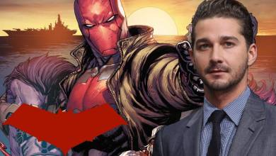 Batman film - Shia LaBeouf, mint Red Hood?