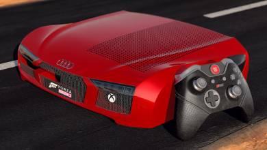 Ez egy létező Xbox One S konzol, és valaki megnyerheti