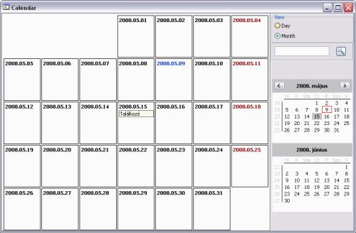 naptár angolul Koma Mail 3.7   PC World naptár angolul