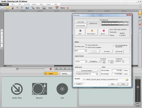 magix audio cleaning lab mx serial number