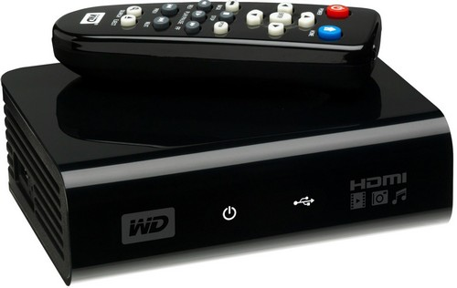 WD TV HD Media Player hd lejátszó, usb