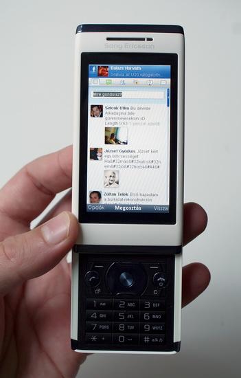 Kínos hibák a Sony Ericsson háza táján