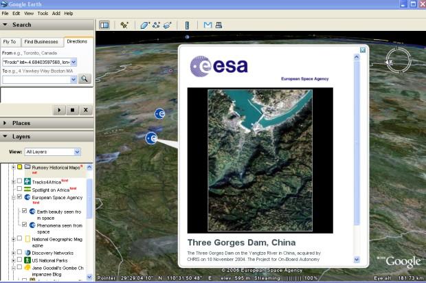 Terkep Google Earth Kulonleges Retegek