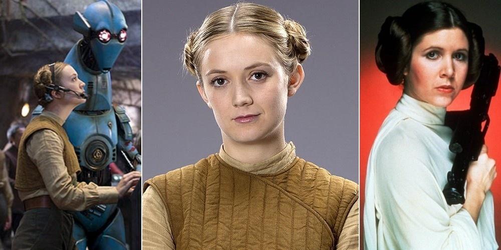 Star Wars VIII - Carrie Fisher lánya is nagyobb szerepet . fd5706c27d
