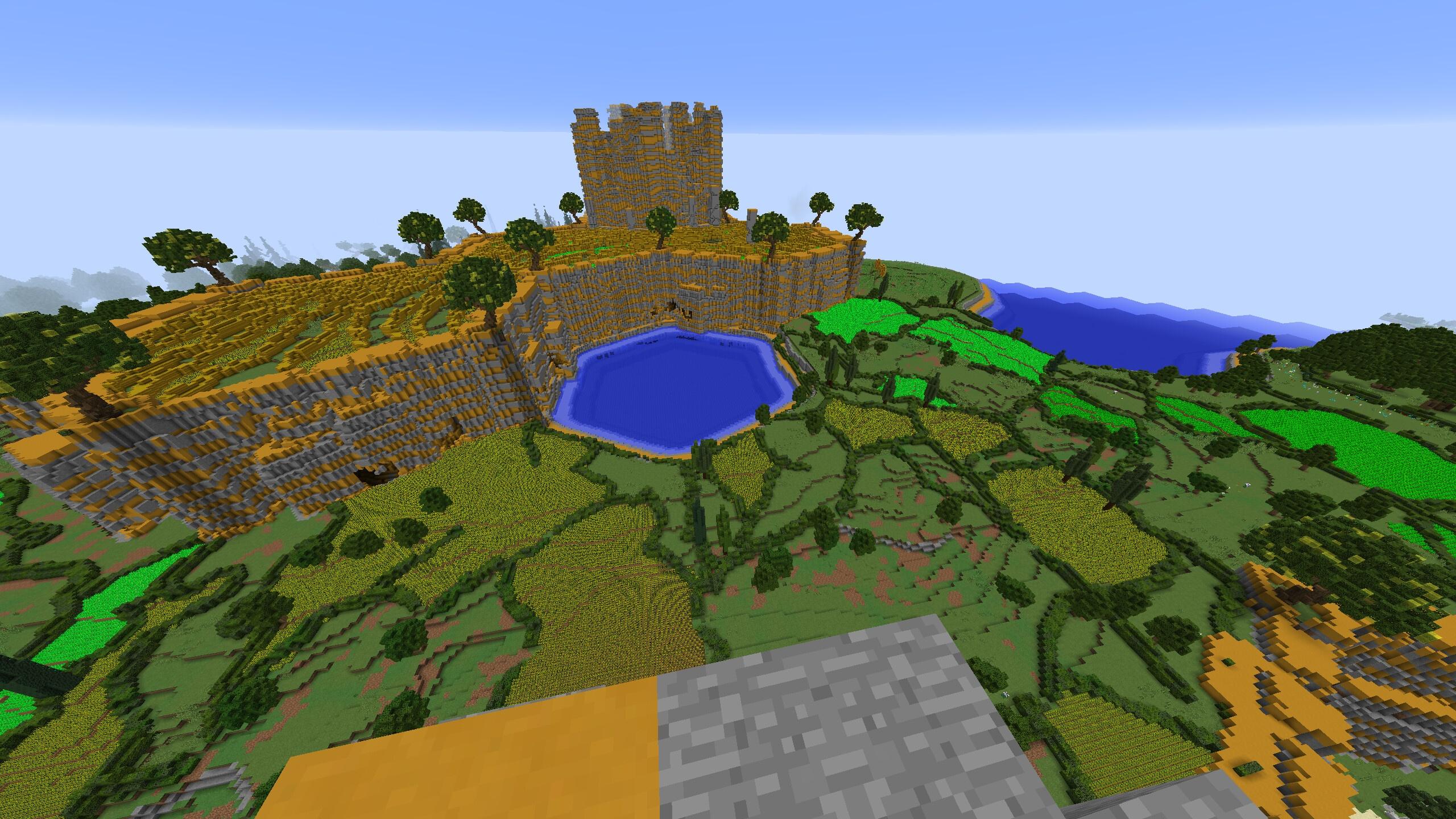 minecraft térkép Minecraft   ez a gyönyörű térkép 400 óra alatt készült el   Hír  minecraft térkép