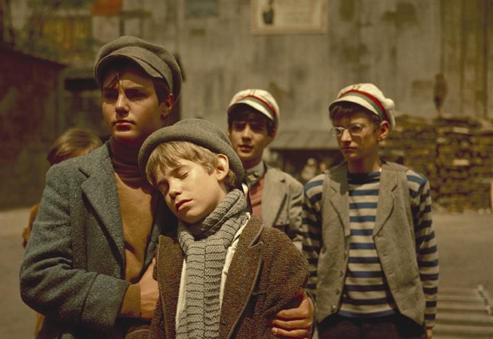 Ilyen lenne A Pál utcai fiúk, ha most kerülne a mozikba