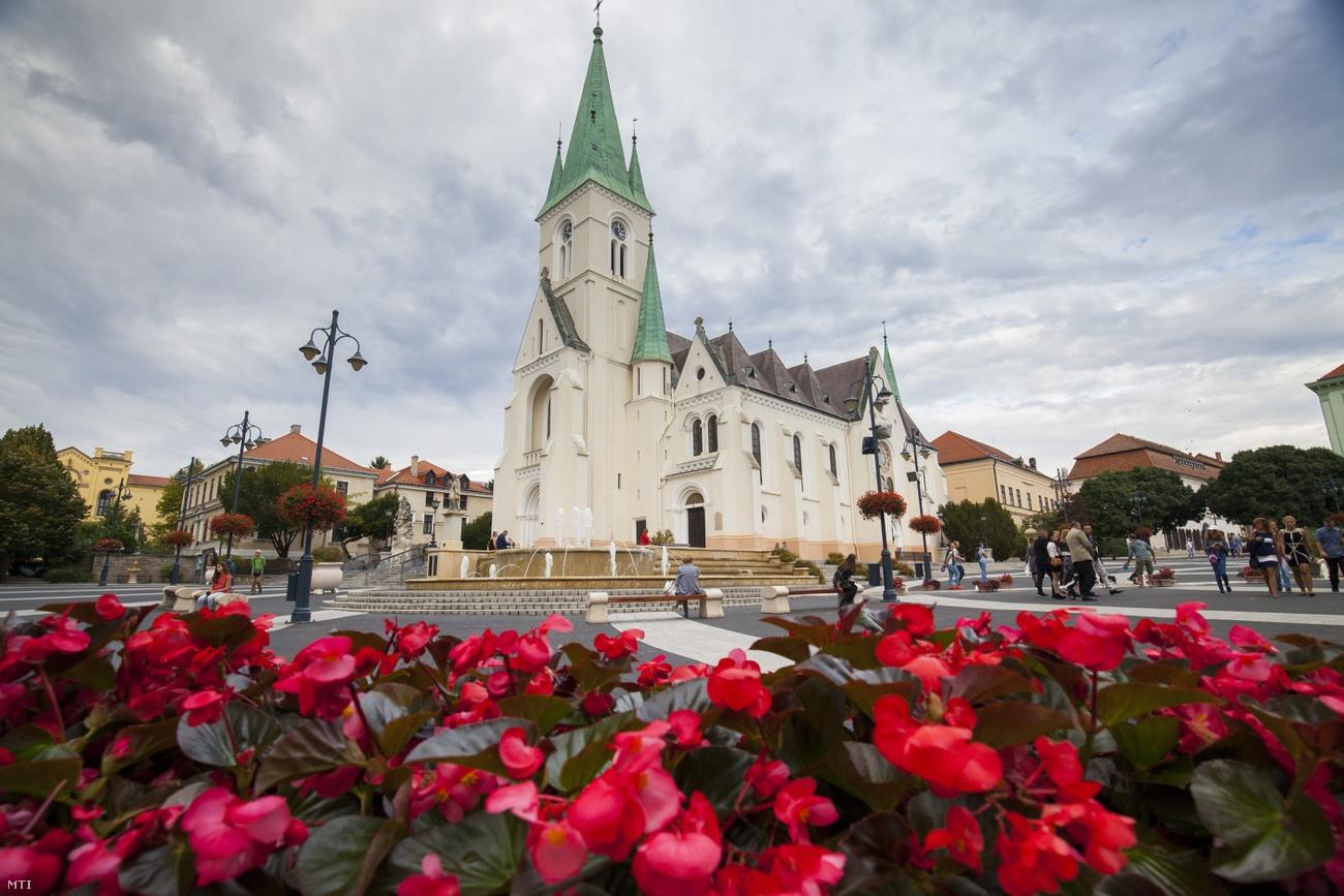 Hazánkban található Európa legszebb főtere