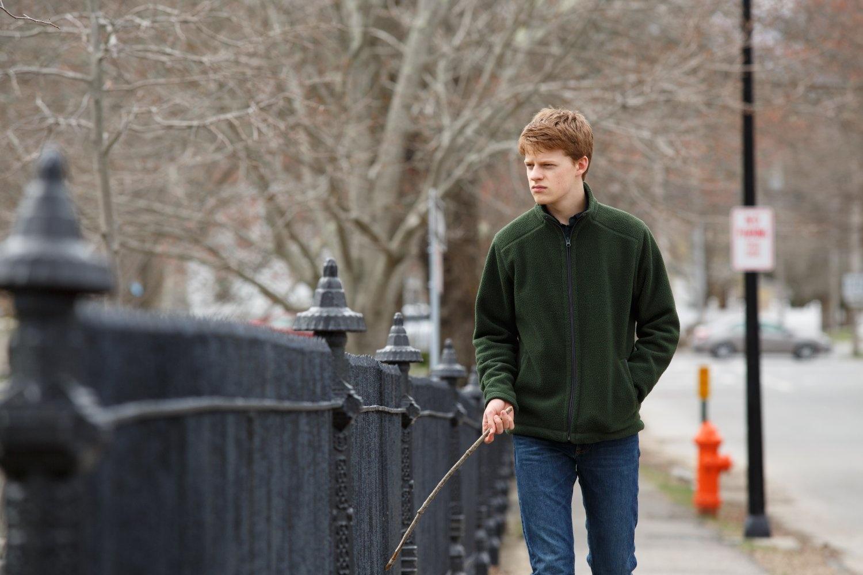 Tizenéves fiú randi