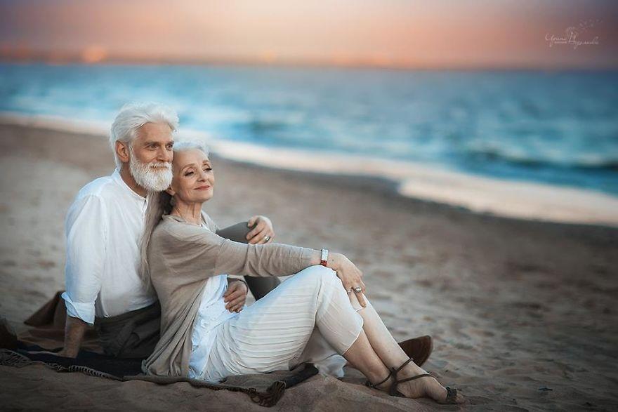 Ezek a fotók bizonyítják, a szerelem valóban kortalan