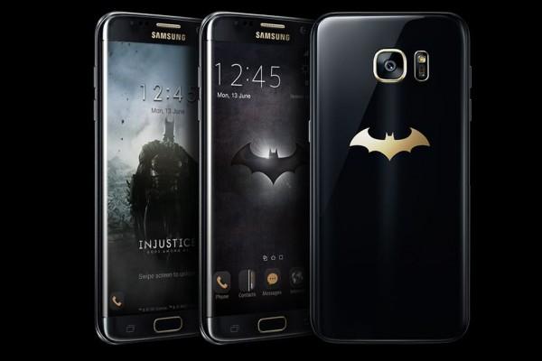 Batman-mobilt dob piacra a Samsung