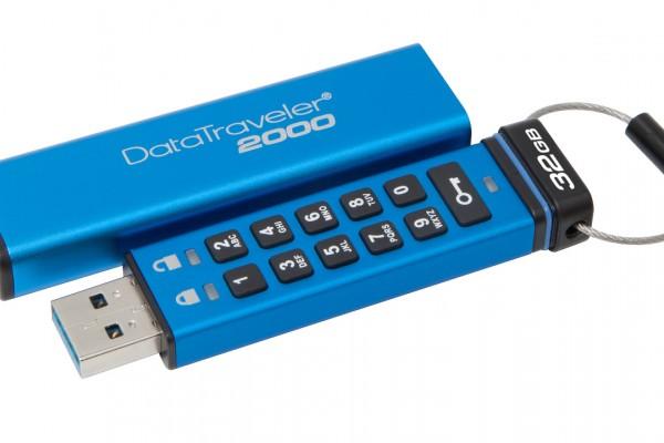 TESZT: Kingston DataTraveler 2000 32 GB - Halálbiztos adatszéf
