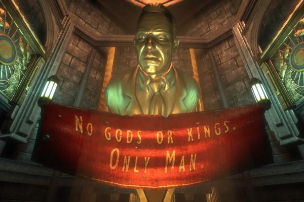 Ingyen frissíthetnek majd a Bioshock PC-s rajongói
