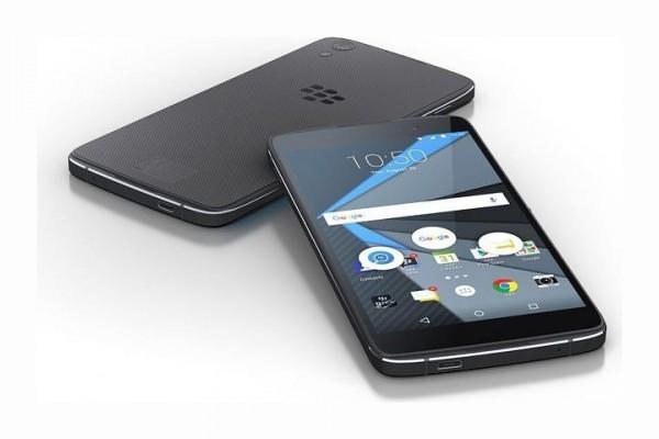 [Frissítve] Bemutatkozott a Blackberry DTEK50 okostelefon