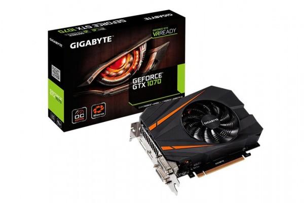 Itt az első Mini-ITX formatervű GeForce GTX 1070