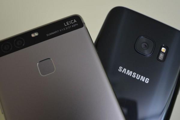 A Samsung beperelte a Huawei-t