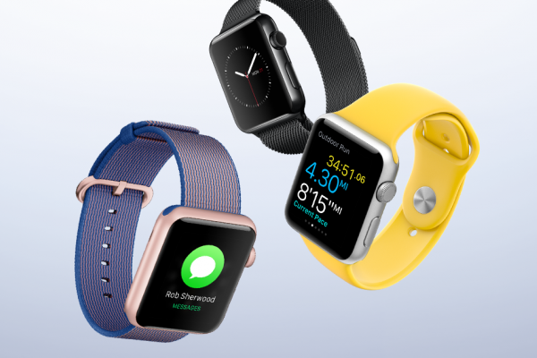 Falnak ment az Apple Watch