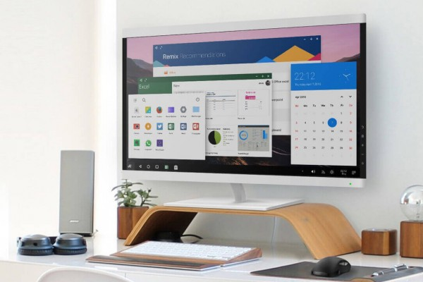 Android 6.0-ra frissült a Remix OS for PC