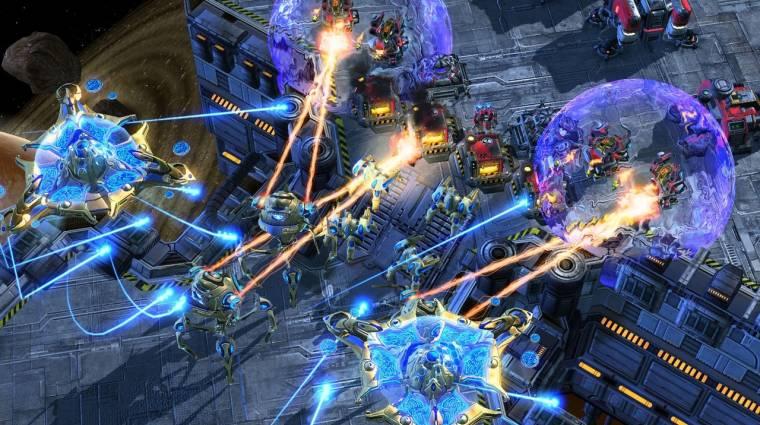 StarCraft II - hamarosan jönnek a fizetős modok bevezetőkép