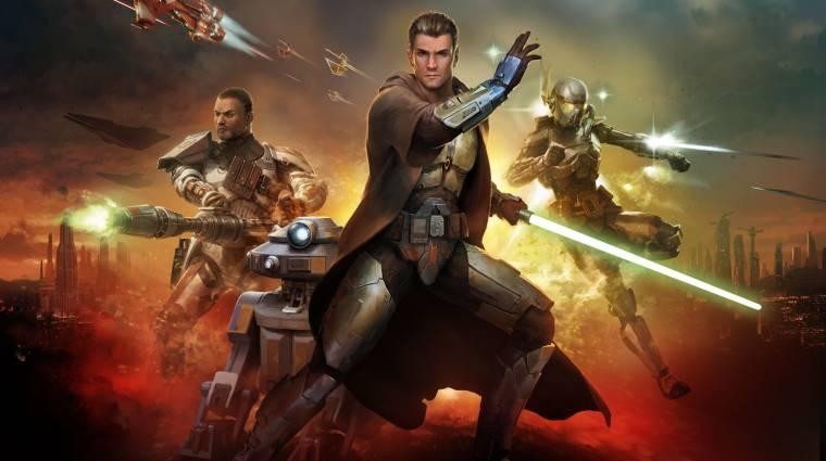 Sorozat készül a Star Wars: Knights of the Old Republic alapján? bevezetőkép