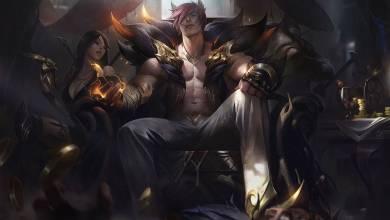 Bemutatkozott Sett, a League of Legends cicafüles maffiafőnöke