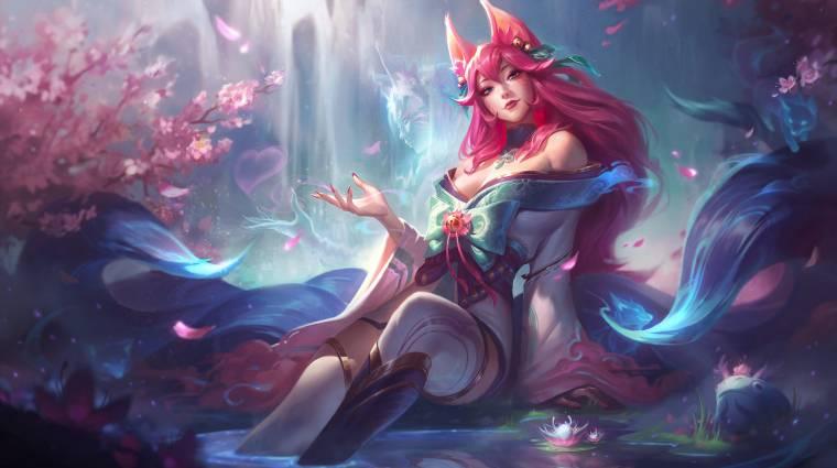 Te is rajzolhatsz mangát a League of Legends fejlesztőinek Spirit Blossom témájú versenyén bevezetőkép