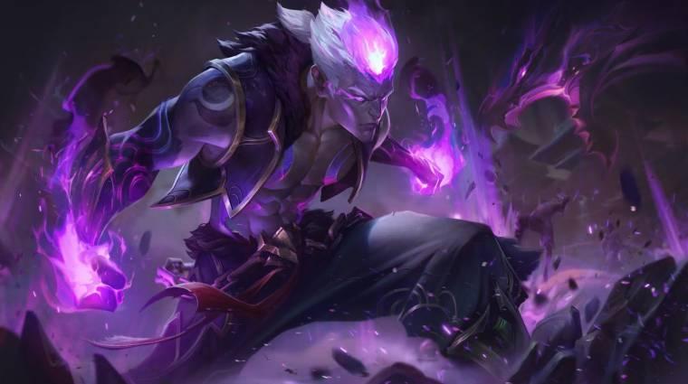 Holnap indul a League of Legends világbajnokság negyeddöntője, már pörög a játékbeli esemény bevezetőkép
