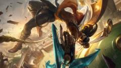 Bemutatkozott a League of Legends trükkös orgyilkosa, Akshan kép