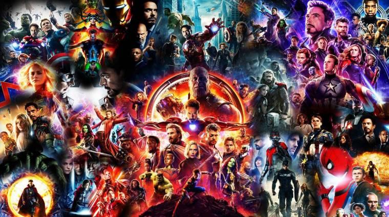 Itt van a Marvel filmeket egybesűrítő The Infinity Saga trailere bevezetőkép