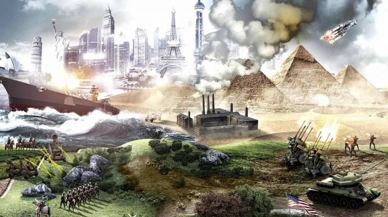 Civilization V - iskolai verzió készül belőle bevezetőkép