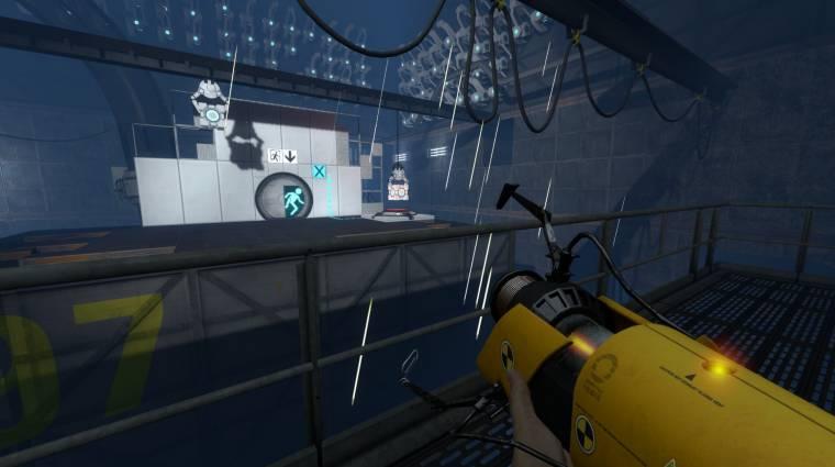 Portal 2 - ez a rajongói mod akár a Valve-tól is jöhetett volna bevezetőkép