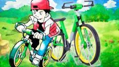 A Pokémon fejlesztői elajándékoznak egyet a játék 1 millió dolláros biciklijeiből kép