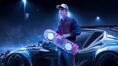 Hangulatos a Vissza a jövőbe 4 rajongói trailere kép