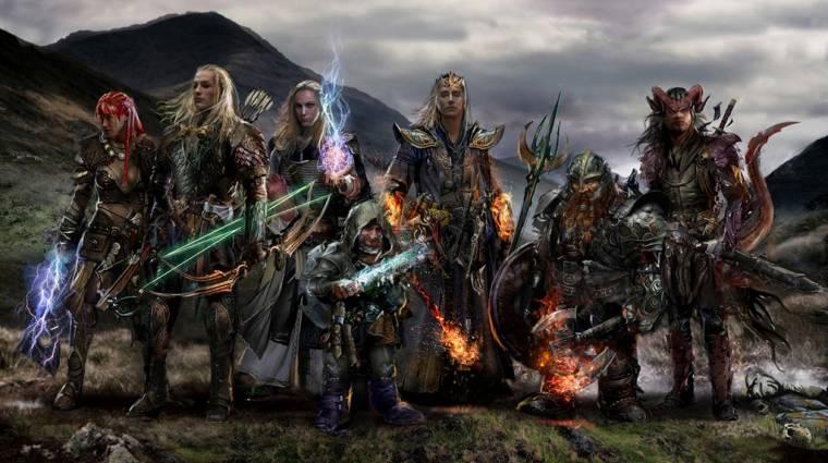 Az elfeknek nem volt lelkük a Dungeons & Dragons korábbi verzióiban bevezetőkép