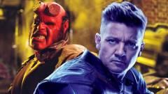 Eredetileg Jeremy Renner lett volna Hellboy, de a színész visszadobta a szerepet kép