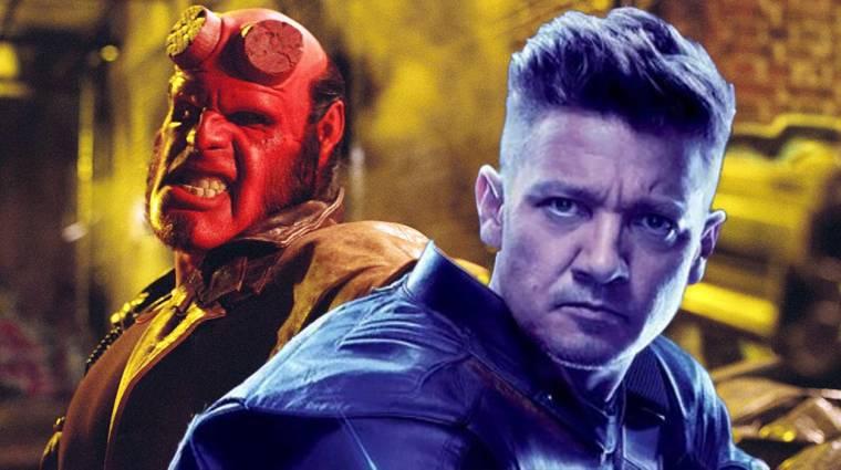 Eredetileg Jeremy Renner lett volna Hellboy, de a színész visszadobta a szerepet bevezetőkép