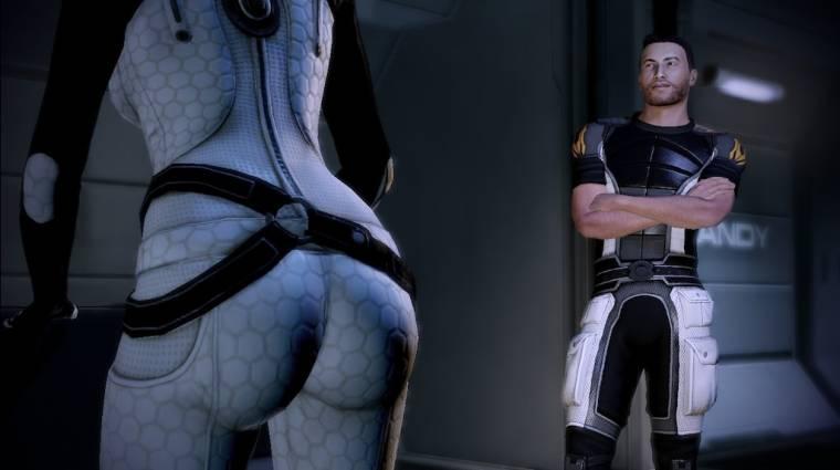 Nem akarja a BioWare, hogy Miranda feneke elterelje a Mass Effect Legendary Edition játékosainak figyelmét bevezetőkép