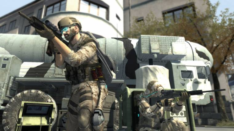 Tom Clancy's Ghost Recon Phantoms - indul a parti bevezetőkép