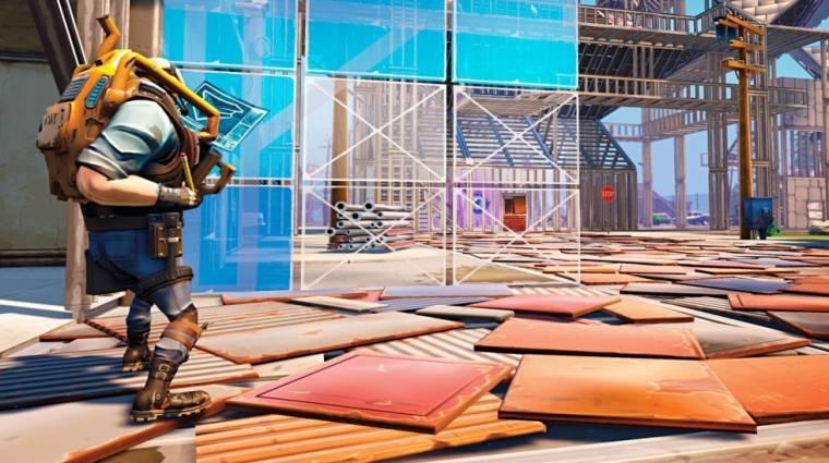 Fortnite - megjött a Playground játékmód, és a dupla pisztoly bevezetőkép