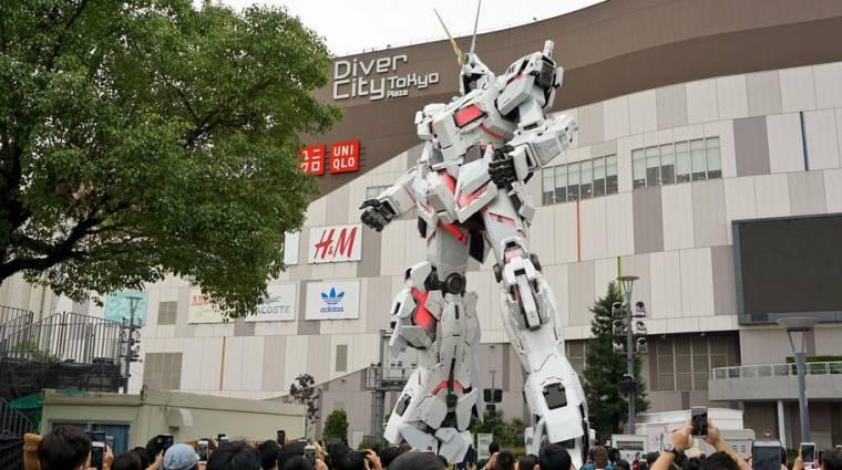 Az olimpiai közvetítők legnagyobb kihívása a Gundam szó kimondása volt bevezetőkép