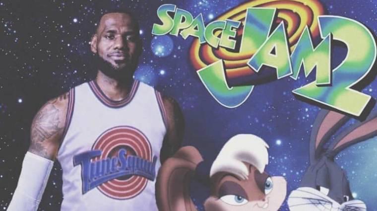 Space Jam 2 - már be is jelentkezett egy csapat a videojátékos adaptációért bevezetőkép