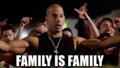 Napi büntetés: Vin Diesel minden játékba elhozza a CSALÁDOT! kép