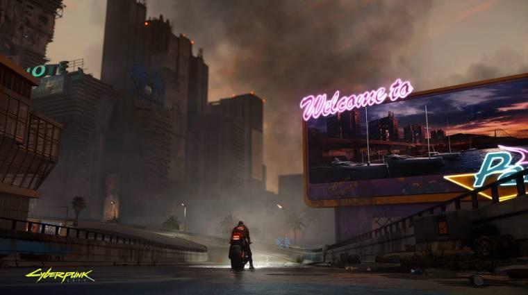 Cyberpunk 2077 - bármikor magadhoz hívhatod a verdáidat bevezetőkép