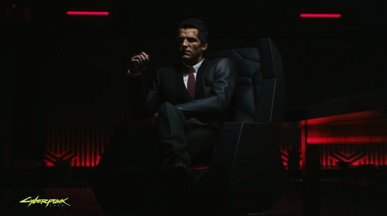 A Cyberpunk 2077 DLC-ket csak a megjelenés után fogják bejelenteni bevezetőkép
